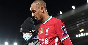 Liverpool'un sakatlık kabusu devam ediyor