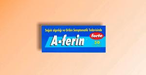 Aferin Forte İle Sağlıklı Yaşam