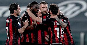 Milan, deplasmanda Juventus'u 3-0 yendi.
