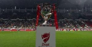Ziraat Türkiye Kupası finali Covid şartlarında seyircili oynanacak