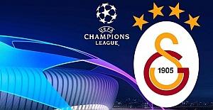 Galatasaray'dan Şampiyonlar Ligi Formülü