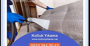 İstanbul Koltuk Yıkama - Profesyonel Yıkama Hizmeti