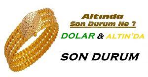 Gün Sonu ( 26 Nisan 2015) Altın Döviz Dolar Piyasası!