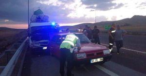 Acı Haber Niğde'den Geldi! Zincirleme Trafik Kazası Meydana Geldi!