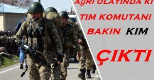 PKK'ya Ağrı'da Darbe İndiren KOMUTAN Çok Tanıdık! Bakın Kim!
