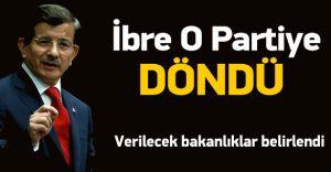 AK Parti Koalisyon İçin O Partide Karar Kıldı!