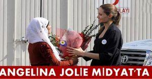BM Özel Elçisi JOLİE Türkiye'de!