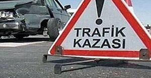 Antalya'da Feci Kaza!7 Yaralı