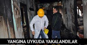 AYDIN: İtfaiye Bir Katliamı Önledi!