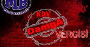 Bakanlıktan Muhtasar KDV ve Damga Vergisi Hakkında Önemli Karar!