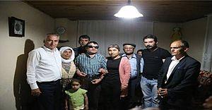 Başkan Osman Zolan Görme Engelli Vatandaşa Kız İstedi