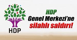 Başkent'te HDP'ye Kurşun Sıktılar..ÖNDER'den Sert Beyan Geldi