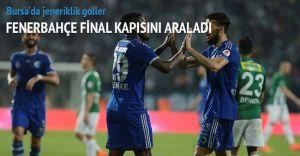 ViDEO Bruno Alves Bu Frikikle Maçı Kazandı, Fenerbahçe 2-1 Bursaspor