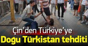 Çin'den Türkiye'te Tehdit! Eğer Devam Ederseniz..!
