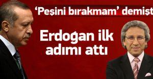 Cumhurbaşkanı Erdoğan Can Dündar'dan Şikayetçi Oldu