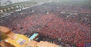 Cumhurbaşkanı Erdoğan Kayseri Mitingi Mitingi Canlı İzle! 17 Mayıs 2015