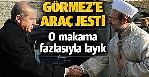 Cumhurbaşkanı Erdoğan Muhalefete İnat Diyanete Mercedes Tahsis Edecek!