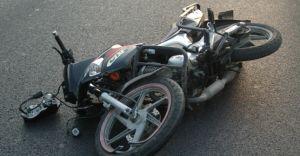 Denizli'de Acı Hadise! 2 Motosiklet Çarpıştı 2 Ölü