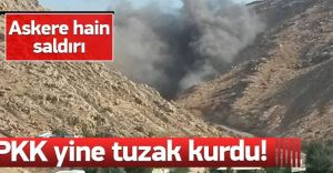 Diyarbakır'da Askere Bombalı Saldırı!
