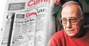 Duayen Gazeteci Usta Yazar Cüneyt Akyürek Son Demlerini mi Yaşıyor!