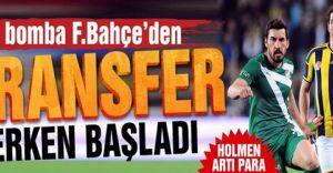 Fenerbahçe Bursaspor'un Yıldız Oyuncusu İle Anlaştı