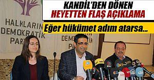 (görüntülü haber) HDP Grup Başkanvekilinden Ak Partiye Tehdit Gibi Sözler! Kaldırın!