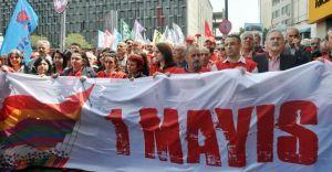 DİSK, HDP-CHP Kol Kola 1 Mayıs İçin Kazancı Yokuşunda! Koalisyaon!