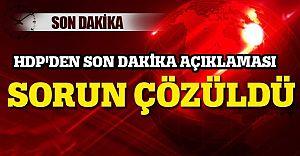 HDP'nin Kazlıçeşme Sorunu Çözüldü!