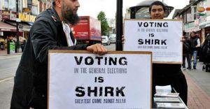 İngiltere'de İslama'Fobi! Müslümanlığı Seçim Malzemesi Yaptılar