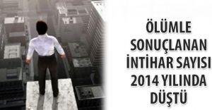 İşte Türkiye'de İntihar Vakaları Sayısı! En Çok İntihar Eden İl!