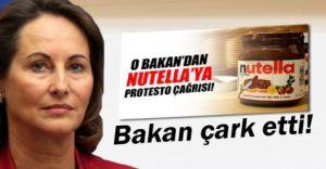 İtalyanlar Bastırdı Fransız Bayan Bakan Nutella Özürü Diledi!
