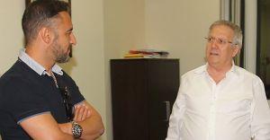 Kanarya'da Pereira Dönemi Resmen Başladı! (VİDEO HABER)