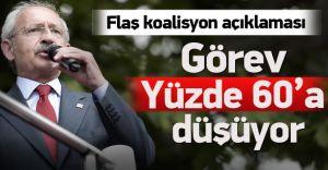 Kılıçdaroğlu: %60 Aldık Hükümet Bizim Hakkımız!