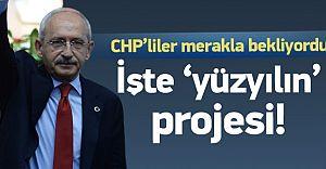 Kılıçdaroğlu Yüzyılın Projesi Dediği ''MEGA'' Projesini Açıkladı!