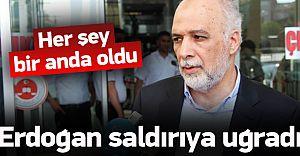 Latif Erdoğan Çirkin Saldırıyı Anlattı!