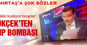 Melih Gökçek Demirtaş'ın GAZ'ını Aldı, Ekmel Beye Vurdu Kemal Bey'den Çıktı!