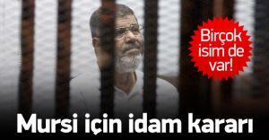Mısır Mahkemesinden Şok Karar! Önce Müebbet Sonra İDAM!!