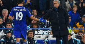 Mourinho'dan Şoke Eden Costa Açıklaması!