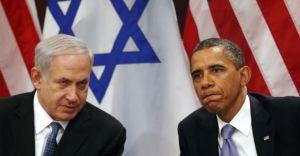Obama'dan İsrail'e Şok Eden Uyarı! Netenyahu İtibarı Zedeliyor