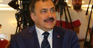 Orman ve Su İşleri Bakanı Maziye Götrüdü! 76 Vilayet2te Su Yoktu!