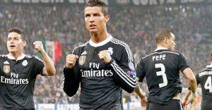 Ronaldo 1 Gol Attı Rekorları Egale Etti Devler Ligi Karıştı Gözler MESSİ'de