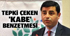 HDP Başkanı  Diyanetten Sonra KÂBE'yi Hedef Aldı! ŞOK SÖZLER