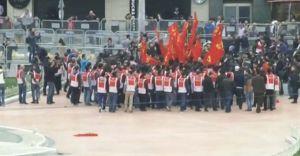 Taksim'e Giren Komünist Partililer Tutuklandı