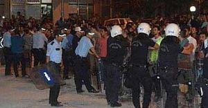 Tekirdağ Saray'da HDP Seçim İrtibat Bürosu Gerginliği! Olay Devam Ediyor