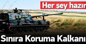 Türkiye, Suriye Sınırındaki Güvenlik Önlemlerini En Üst Seviyeye Çıkardı
