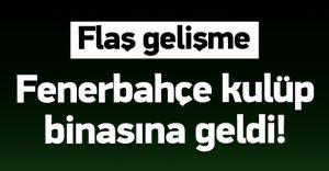 Yıldız Oyuncunun Menajeri Fenerbahçe Tesislerinde! İmza An Meselesi