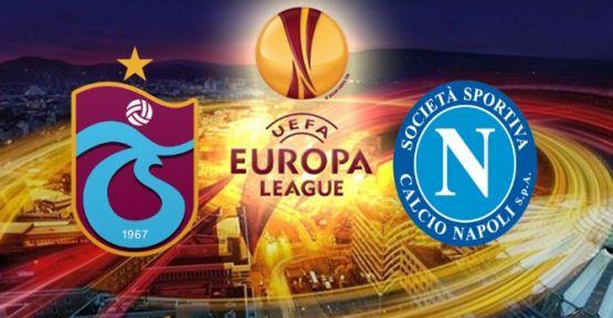 Trabzonspor - Napoli Maçının Hakemi Hava Durumundan Etkilendi