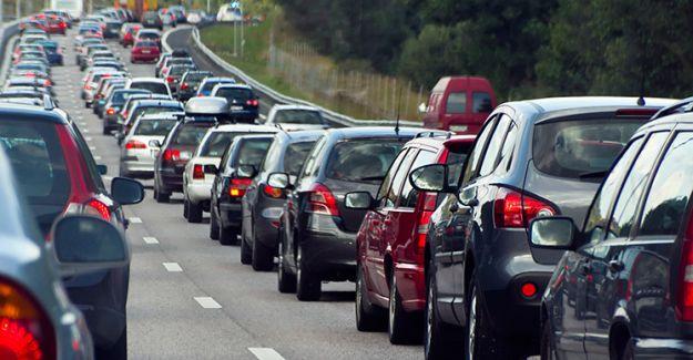 TÜİK Verileri Açıkladı! İşte Türkiye'deki Araç Sayısı!