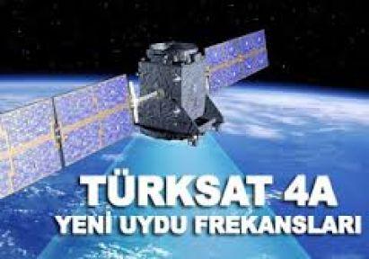 Türksat 4A bütün kanalların uydu frekans listesi (Manuel ve Otomatik Kurulum)