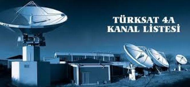Türksat 4A Frekans Güncel Listesi (Türksat 4a uydu ayarları nasıl yapılır) 2015 Tv Yayın 23424